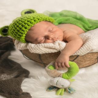 В кроватку для малышей
