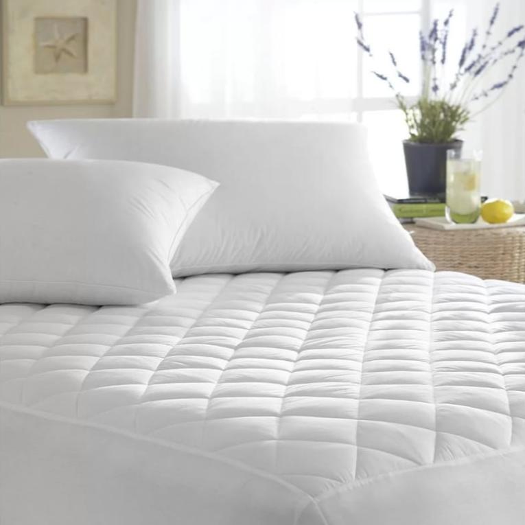 Наматрасник хлопок 160х200х25 Вилюта на двуспальную кровать