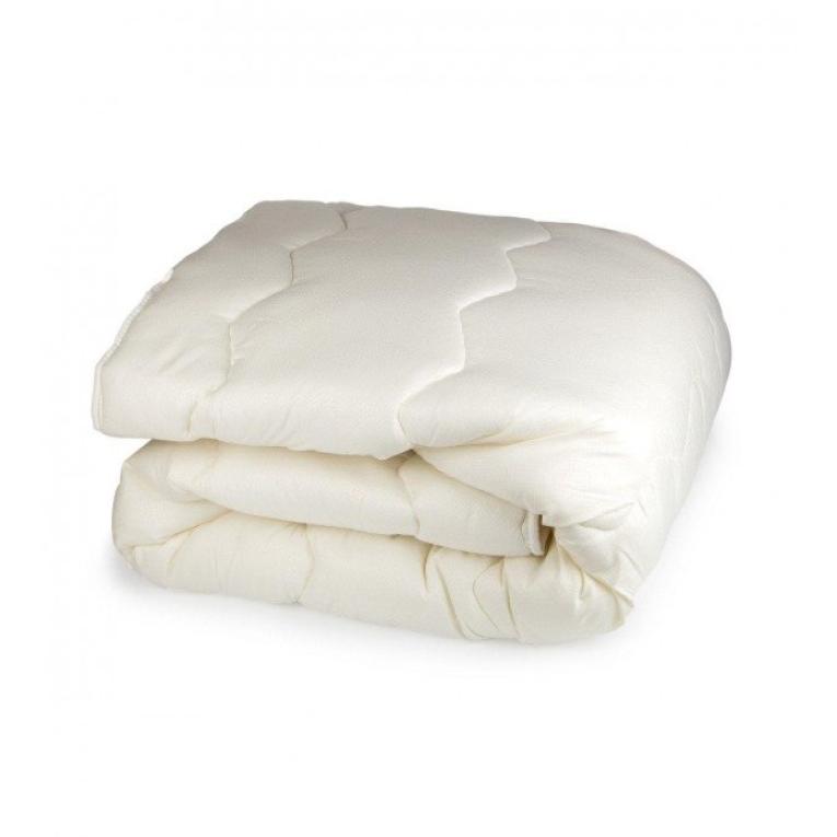 Зимнее полуторное шерстяное одеяло Комфорт ТМ Viluta стеганое