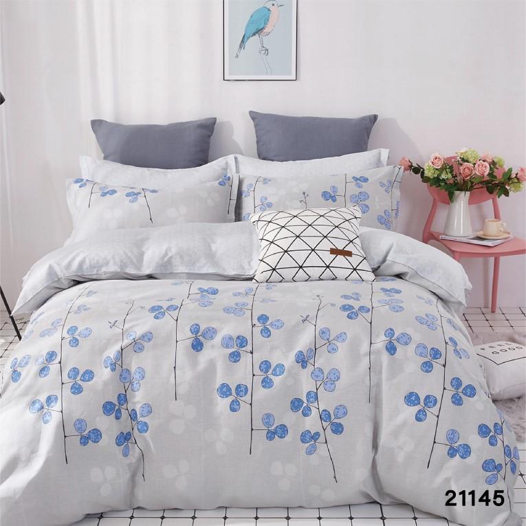 Двуспальное постельное белье 21145 Вилюта ранфорс
