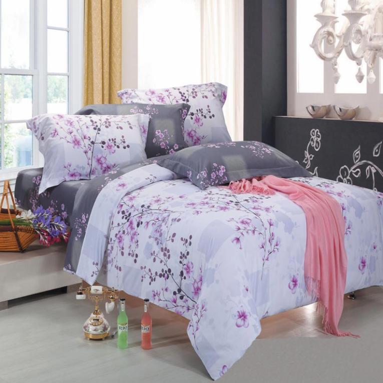 Двуспальное постельное белье 9813 Вилюта ранфорс
