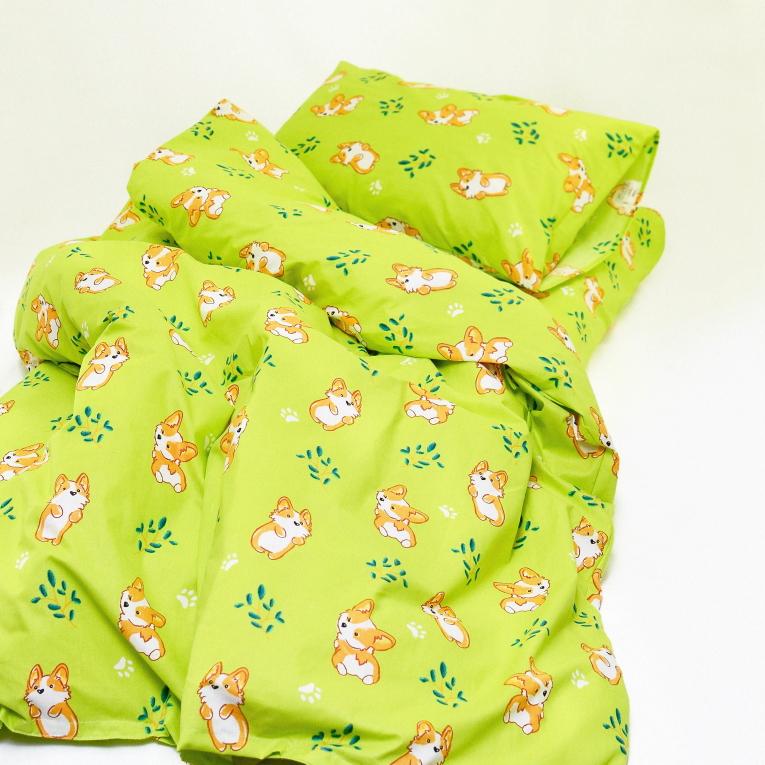 Детская постель Вилюта 20122 зеленая