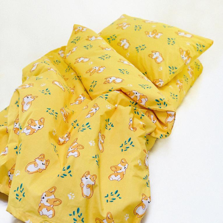 Детское постельное Вилюта 20122 желтое