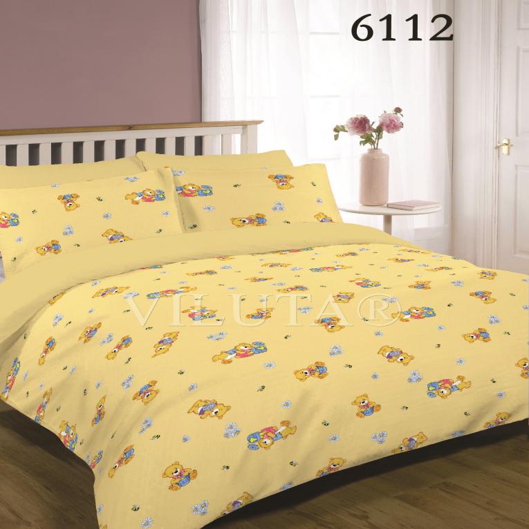 Комплект в кроватку для младенцев 6112