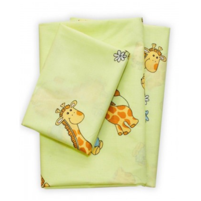 Комплект в детскую кровать 5507 зеленый Вилюта
