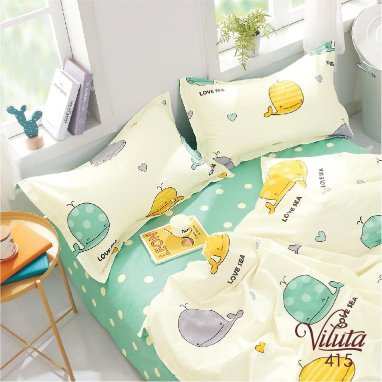 Детская постель из сатина Viluta 415