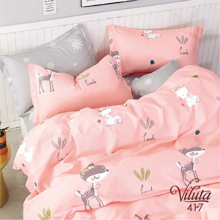 Детский комплект постельного с оленями Вилюта 417