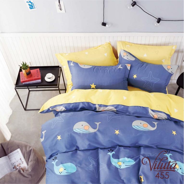 Вилюта детская сатиновая постель 455
