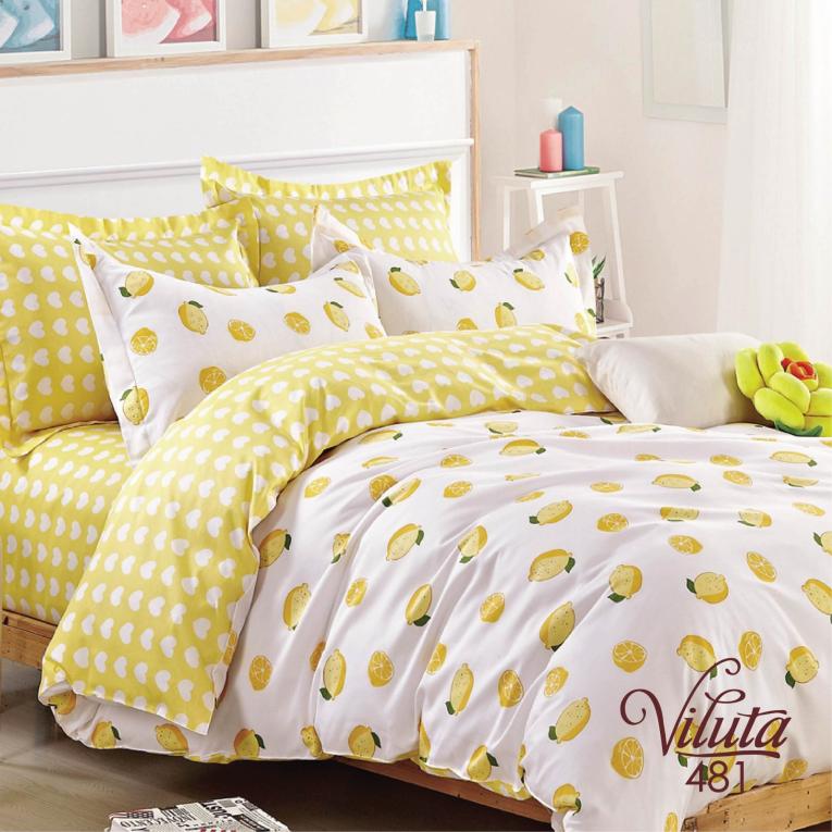 Полуторное постельное белье 481 Viluta TM