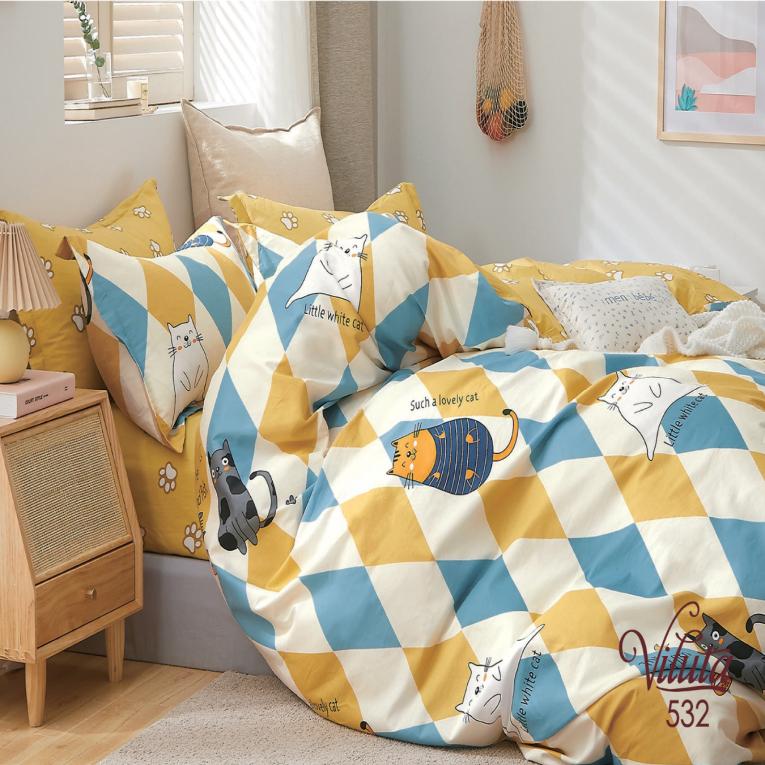 Детское подростковое постельное белье 532 ТМ Вилюта