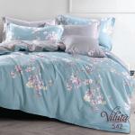 Вилюта 542 двуспальное постельное белье сатин